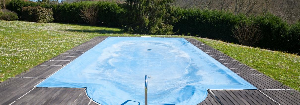 Mantenimiento de tu piscina en invierno