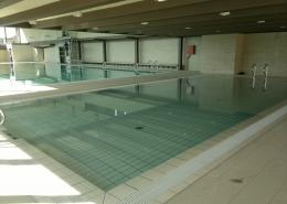 Construcción piscina pública Madrid