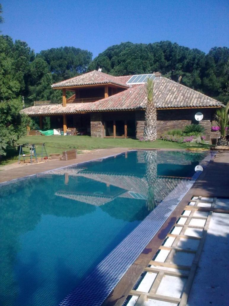Reforma piscina privada Madrid