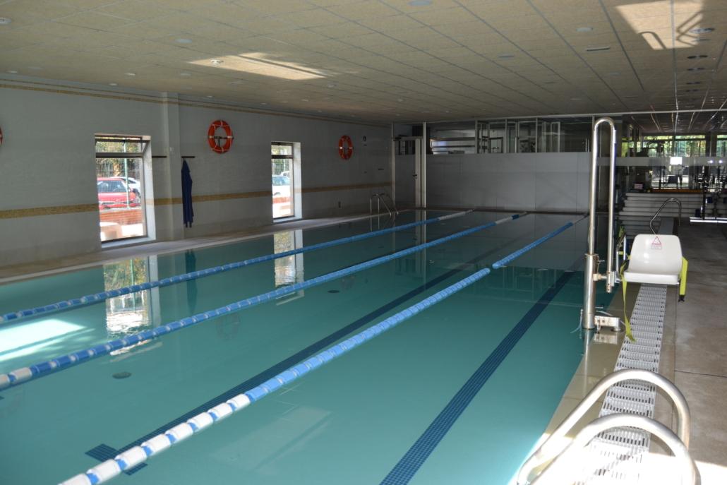 Construcción SPA Madrid (gimnasio)