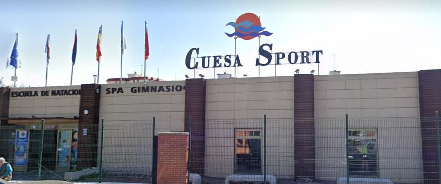 gimnasio Cuesa Sport