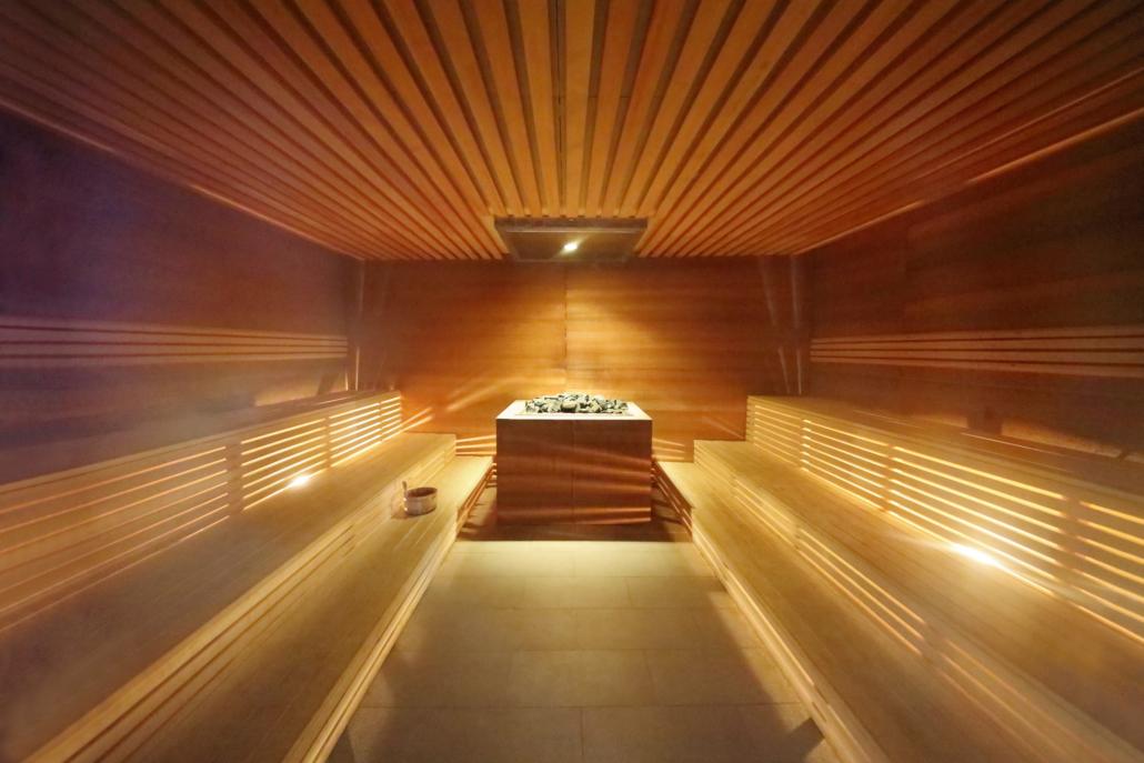 construccion sauna madrid