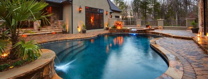 Construir piscina en invierno