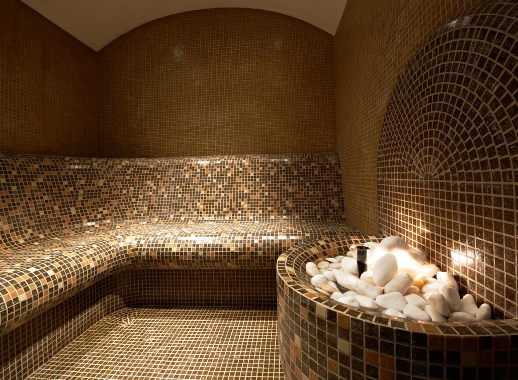 construccion baño turco madrid